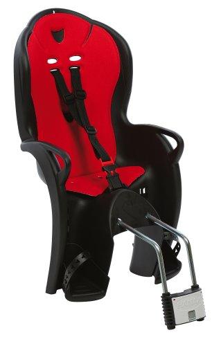 Hamax Kiss Fahrrad-Kindersitz, schwarz