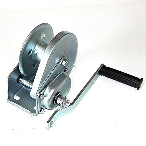 Ruhr-Werkzeug Treuil avec frein intégré adapté au levage/sans corde Puissance