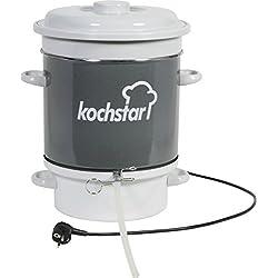 Kochstar 2059638 Extracteur de jus de Fruit Distributeur 28 cm, Autre