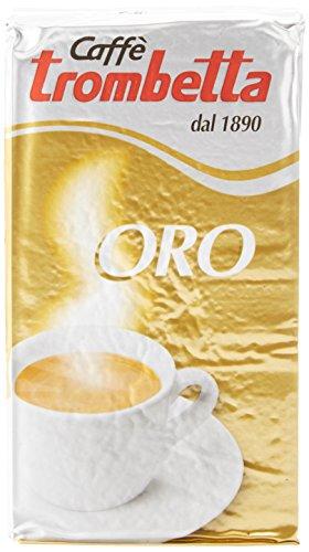 Caffè Trombetta Oro - 10 Confezioni da 250 g