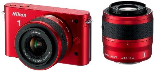 Nikon 1 J1 + 1 Nikkor VR 10-30mm f/3.5-5.6 + 1 Nikkor VR 30-110mm f/3.8-5.6 + 8GB SDHC Lexar Pro 133X