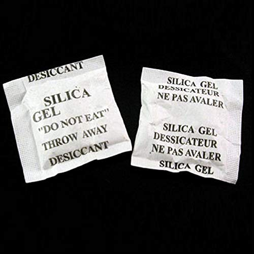 Silica Gel Desiccant Pouches Drypack Silica-Gel one size