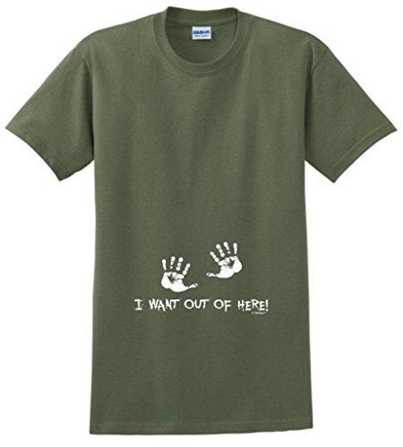 quiero-salir-de-aqui-divertida-camiseta-diseno-de-maternidad