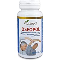 Plantapol Oseopol Suplemento para sistema articular, 60 cápsulas