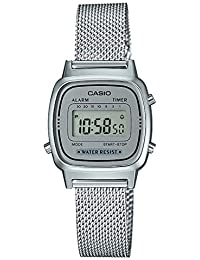 Casio Smart Watch Armbanduhr LA670WEM-7EF