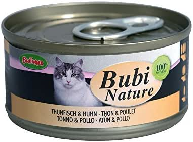 Bubimex : Bubi Nature Thon & Poulet Pour Chat