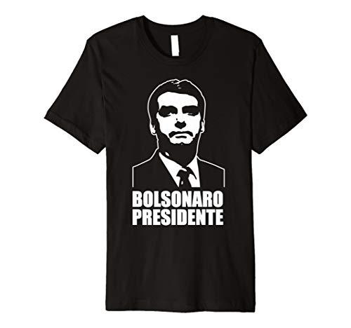 Bolsonaro Presidente 2018 T-shirt Brasilien Wahlen