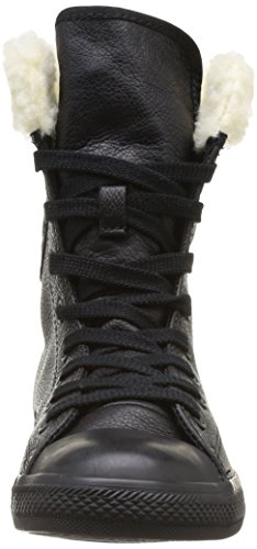 Converse As Dainty Shear, Baskets mode femme Noir (Noir 8)