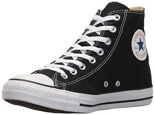 Chuck (Converse Chuck Taylor All Star Season Hi Sneaker, Schwarz (M9160 Schwarz) ,39 EU)