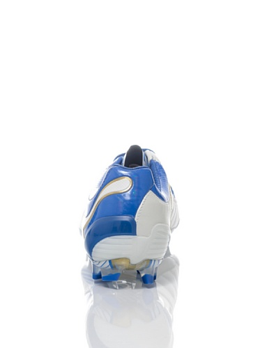 Puma PowerCat 1.12 FG 102470 Herren Sportschuhe - Fußball Weiß uVTw8nZk