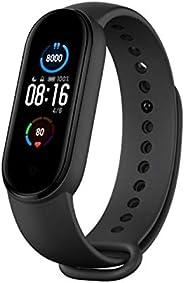 Xiaomi Mi Band 5, Smart Band 5 versione globale, orologio intelligente con braccialetto di attività, schermo a