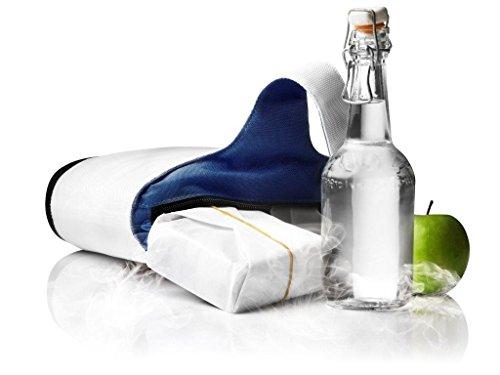 Menu Kühltasche, Plastik, Weiß, 28 x 21 x 6.5 cm