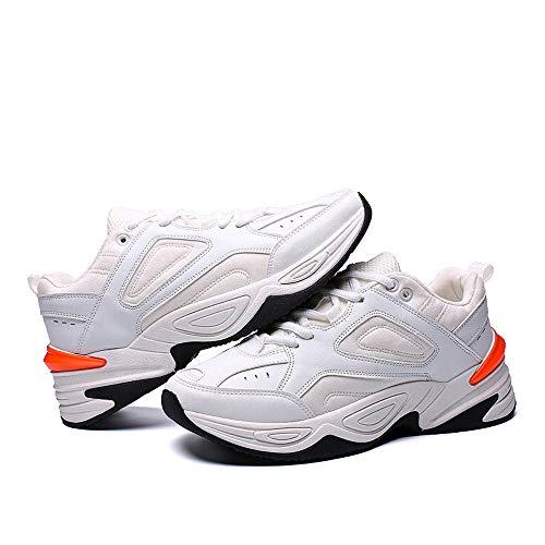 molto carino 1b30f 9a683 Oliviavan Scarpe da Corsa da Uomo Outdoor Walking Sneakers Scarpe Comode  Sport da Uomo Sportive Corsa Trail Running Sneakers Fitness Casual Basse ...