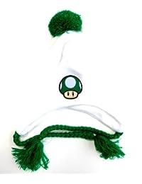 Laplander 'Super Mario Bros' - Mushroom - blanc/vert