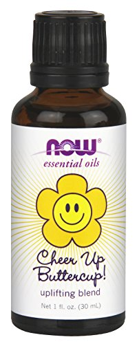 Huiles essentielles, Blend Uplifting, Cheer Up Buttercup! - Now Foods