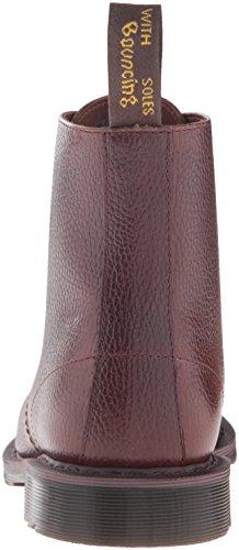 Dr.Martens Mens Eldritch 8 Eyelet Leather Boots Marron