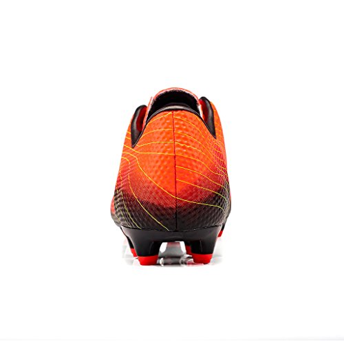 Aleader  Performance, Chaussures de football pour homme red