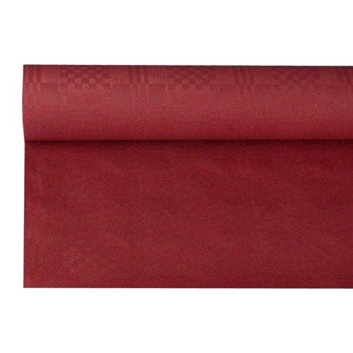 2m bordeaux (Rotes Papier Tischdecken)