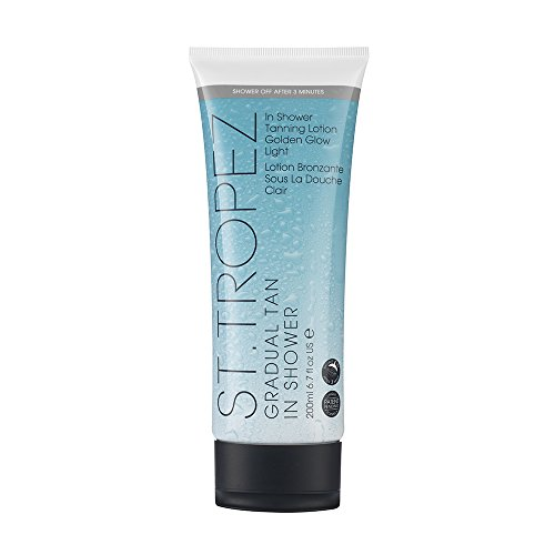 St.Tropez Gradual Tan In Shower Lotion 200ml, Light