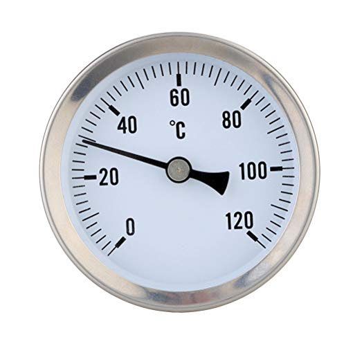 Hemobllo Termómetro prenda impermeable termómetro