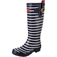 Joules Wellyprint  - Botas de goma para mujer