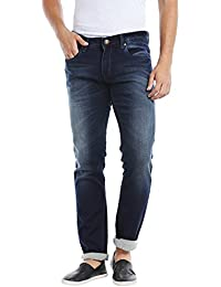 Donear NXG Mens Casual Denim Jeans_DENIM-6107-DKBLUE
