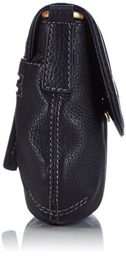 Gerry Weber Napoli 4080002889 Damen Umhängetaschen 22x23x2 cm (B x H x T) Schwarz (Black 900)