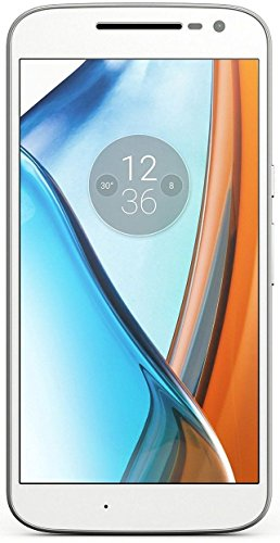 Moto G, 4th Gen (White, 2 GB, 16 GB)