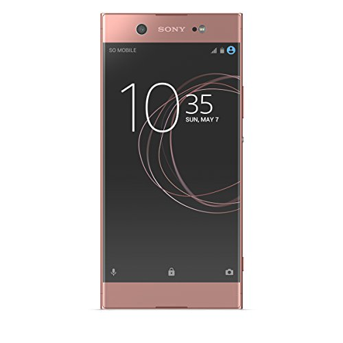 "Sony Xperia XA1 Ultra - Smartphone con pantalla FULL HD de 6"" (Octa Core 2,4 Ghz, RAM de 4 GB, memoria interna de 32 GB, cámara de 23 MP, Android), color rosa"