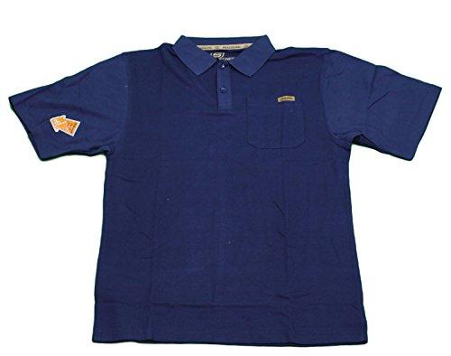 Skechers Herren Poloshirt Blau - Twilight Blue