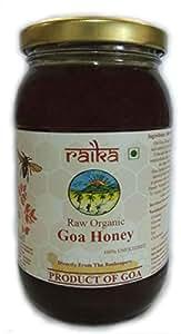 Raika Raw Organic -Goa Honey