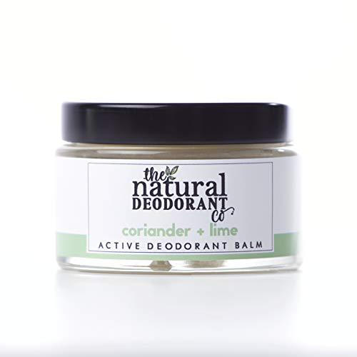 Desodorante natural Co. Activo Coriander + lima 60 ml