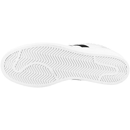 adidas Superstar W Scarpe Sportive, Donna Bianco (Ftwbla / Negbas / Dormet)