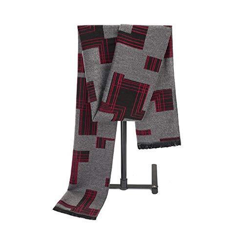 HSCARF [30X180CM] bufanda Hombres: bufanda caliente