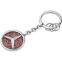 Mercedes Benz Saint Tropez - Llavero Color Rojo