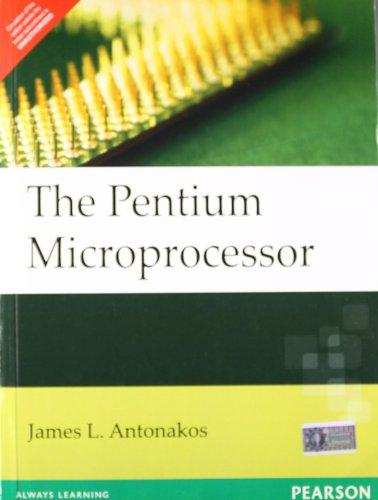 The Pentium Microprocessor, 1e