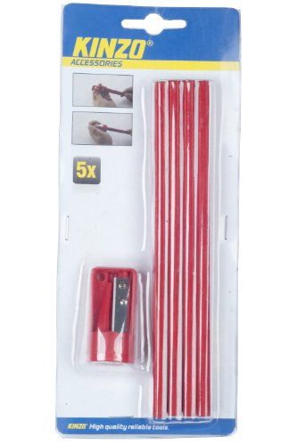 KINZO Pencil Set WD 5 Stück, 54505