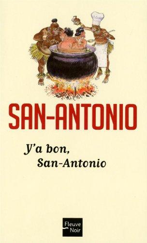 Y'a bon, San-Antonio par San-Antonio