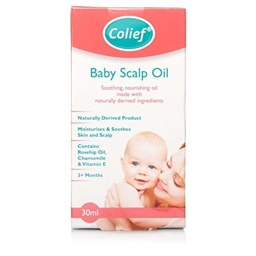 Forum Health Colief Baby Scalp Oil
