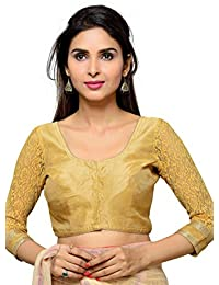 a3ecb2bfc47 Amazon.in  2XS - Blouses   Ethnic Wear  Clothing   Accessories