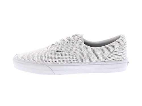 Vans U Era 59 C L, Unisex-Erwachsene Sneakers Perf Leather True White
