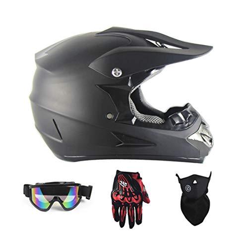 Full Face Off Road Motocross Quad Crash Helmet ECE