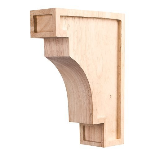Arts Crafts Corbel (Coved Arts and Crafts Corbel (Maple) by Hardware Resources)
