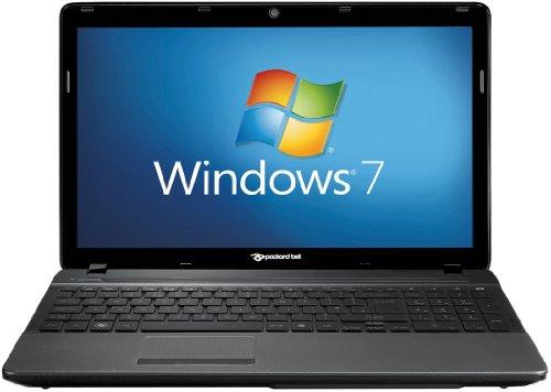 Packard Bell NX.BWREK.003 EasyNote TS 15.6 inch Laptop (Intel B815 Processor, 2GB RAM, 500GB HDD, Integrated Graphics Card, Webcam, Wi-Fi, Bluetooth, Windows 7 Premium)