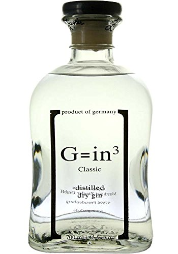 Ziegler G=in3 Dry Gin