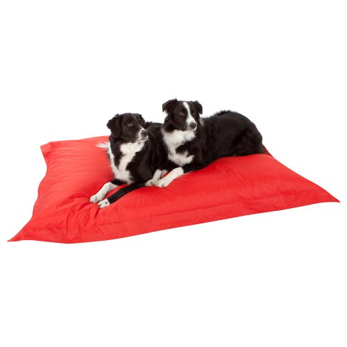 dogbagz-giant-dog-bed-180cm-x-140cm-100-water-resistant-dog-bean-bags-red-no-dog-too-big