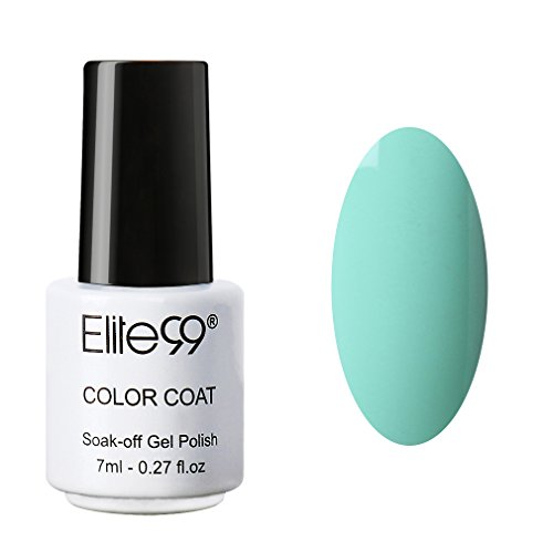 elite99-7ml-uv-gel-soak-off-nail-polish-color-varnish-nail-art-manicure-light-mint-green-1594