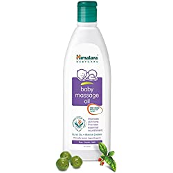 Himalaya Herbals Baby Massage Oil (200ml)
