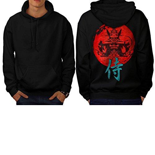 japonais-rouge-symbole-asiatique-homme-nouveau-noir-xl-capuchon-reverse-wellcoda