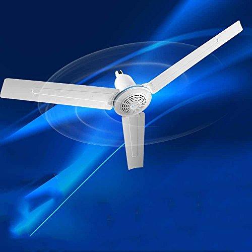 Kaxima mini ventilatore elettrico piccolo della famiglia soffitto ventilatore soffitto piccolo ventilatore 3 foglia studente dormitorio zanzariere soffitto